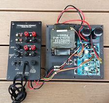 Cerwin Vega Sub-150 Powered Subwoofer Amplifier Plate Repair Service