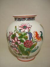 China Vase Porzellan Porcelain handgemalt hand painted chinese Japan? japanese?