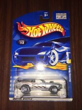 Hot Wheels #112 Mustang Mach 1 BLUE CARD NEW IN THE PACKAGE NICE SILVER CARD