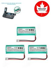EBL Rechargeable Replacement Battery 900mAh - Cordless Phone Battery 2.4V Ni-MH