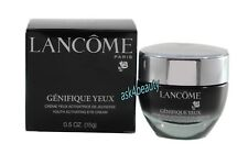 Lancome Genifique Yeux Youth Activating Eye Cream .5oz/15g New In Box