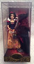 SNOW WHITE & THE WITCH Dolls #3103 of 6000 Disney Fairytale Designer Collection