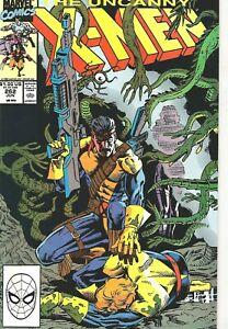 Uncanny X-Men 262 Marvel Comics Very fine