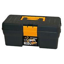 Kunststoff Werkzeugkoffer mit Kleinteilemagazin leer
