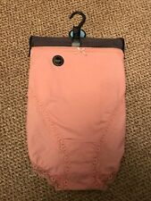NEW Twin Pack Marks Spencer Pink & Mocha  Briefs Size 28