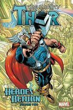 THE MIGHTY THOR: HEROES RETURN OMNIBUS VOLUME 2 DAN JURGENS