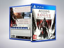 Assassin's Creed: Rogue Remastered - PS4 - Replacement Cover/Case (NO Game) PAL