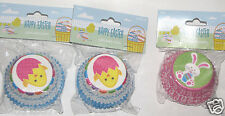 NEW LOT OF 150 Cupcake Liners Muffin Baking cup cakes Easter