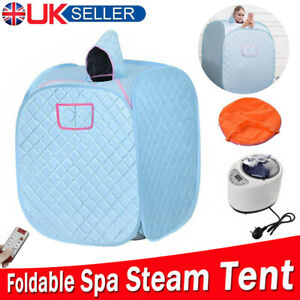 Foldable Steam Sauna Tent Spa Slimming Loss Weight Body Detox Therapy Portable