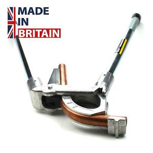 Monument Masters XXII 22mm Plumbers Compact Copper Pipe Tube Hand Bender, 1222G