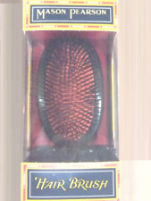 "Mason Pearson Small Extra Military Pure Bristle Brush B2M ""BRAND NEW and FRESH"""