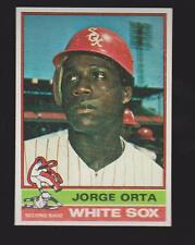 1976 Topps Jorge Orta #560 (Buy 5 $3.00 Cards Pick 2 Free)