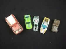 Vintage Hot Wheels plus 2 Other Toy Cars Trucks