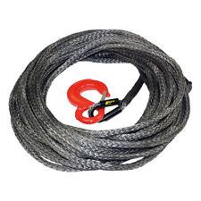 Seilwinden Seilfenster Alu schwarz für Kunststoffseil Horntools