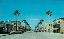 Cadillac Uncle John's Pancake House San Bernardino California Postcard 20-7136