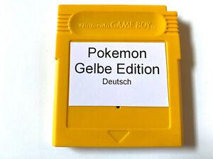 Pokemon Gelbe Edition - Nintendo GameBoy Classic deutsch #237