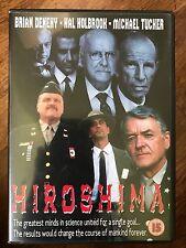 Brian Dennehy HIROSHIMA ~ Mega Rare 1989 World War II Japan Bombing Drama UK DVD