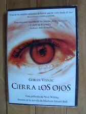DOCTOR SLEEP GORAN VISNJIC Paddy Considine DVD REGION 1&4 NEW CIERRA LOS OJOS