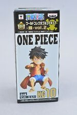 Banpresto One Piece World Collectible WCF Monkey D Luffy Vol 2 KG-10