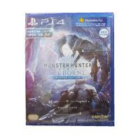 Monster Hunter World Iceborne Master Edition PS4 2019 English Chinese Sealed