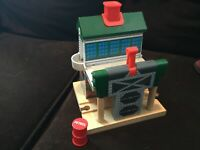 Thomas The Tank Engine Wooden Railway Stop And Greet Signal No. 2 Suddery