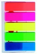 Kores Pagemarker - Folie 12 X 45 Mm Neonfarben