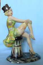 KEVIN FRANCIS LIMITED EDITION FIGURINE MARLENE DIETRICH