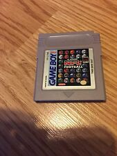 [Game Boy] NFL Football CART ONLY - *USED*