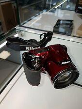 Nikon Coolpix L830 16.0MP digital camera zoom 34X Optical, 68x digital
