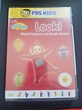 Teletubbies - Look! - DVD - Closed-captioned Color Ntsc - **BRAND NEW/STILL