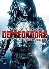 Predator 2 DVD