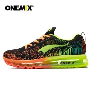 Men's Sport Running Shoes Music Rhythm Man Sneakers Breathable Mesh Outdoor Shoe