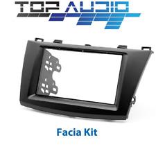 Mazda 3 BL DOUBLE DIN car stereo facia Fascia Dash Panel Trim