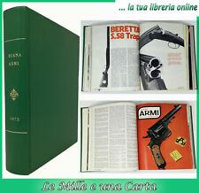 DIANA ARMI editoriale Olimpia 1972 rivista di caccia beretta baionetta militare