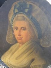 LOUIS XVI REVOLUTION PORTRAIT NOBLE FIN XVIIIe COIFFE MARQUISE ROI REINE FRANCE