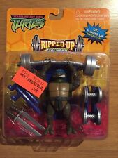 Teenage Mutant Ninja Turtles Ripped Up Leonardo Action Figure, MOC (B72)