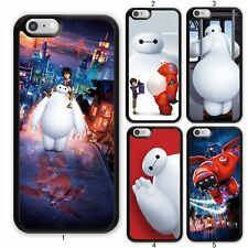 Big Hero 6 Baymax WHITE ROBOT Case Cover For Samsung Galaxy / Apple iPhone iPod