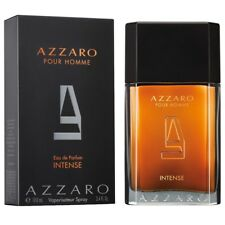 AZZARO POUR HOMME INTENSE cologne edp 3.3 / 3.4 oz New in Box