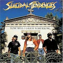 How will I laugh tomorrow.. (1988) von Suicidal Tendencies | CD | Zustand gut