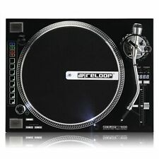 Reloop RP8000 DJ Turntable Hybrid Torque Serato & MIDI Compatable - REFURBISHED