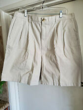 "MENS COVINGTON SHORTS 38"" WAIST TAN"