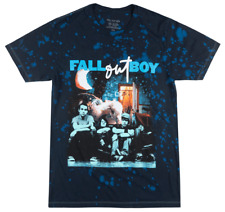 FALL OUT BOY TAKE THIS YOUR GRAVE T-SHIRT INFINTIY WASH MENS ROCK MUSIC TEE