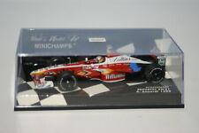 Minichamps Williams Supertec FW21 F1 A.Zanardi 1999 430 990005