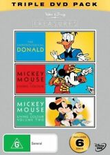 Walt Disney Treasures (DVD, 2011, 6-Disc Set)