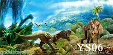 20X10FT Dinosaur Vinyl Studio Backdrop Photography Photo Props Background YS06