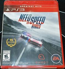 Need For Speed Rivals PS3 Greatest Hits - LN