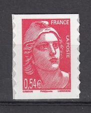 STAMP / TIMBRE FRANCE  N° 3977 ** MARIANNE DE GANDON / ISSUS DE CARNET
