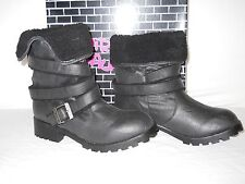 Dirty Laundry New Womens Teela Vintage Black  Boots 8 M Shoes
