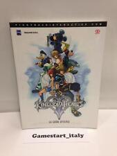 KINGDOM HEARTS 2 II GUIDA STRATEGICA NUOVO SIGILLATO - PS2 - VERSIONE ITALIANA