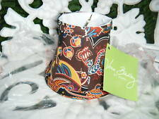 "VERA BRADLEY 4"" Mini Lamp Shades KENSINGTON New, Rare & Retired! Fabric"